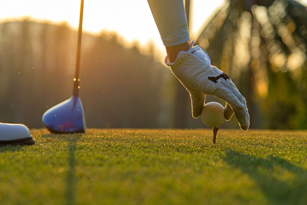 Golf in Mountain Village, CO when you rent your luxury cabin or condo from SilverStar Telluride